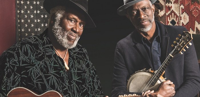 TajMo Honored with Two Living Blues Awards | Kind Of Blue Music