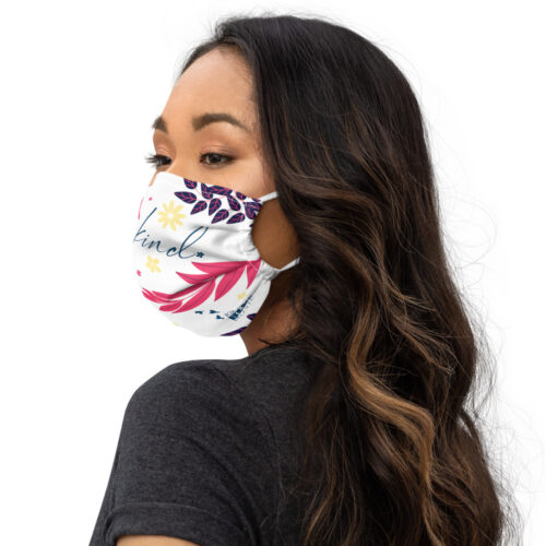 """Be Kind"" Face Mask"