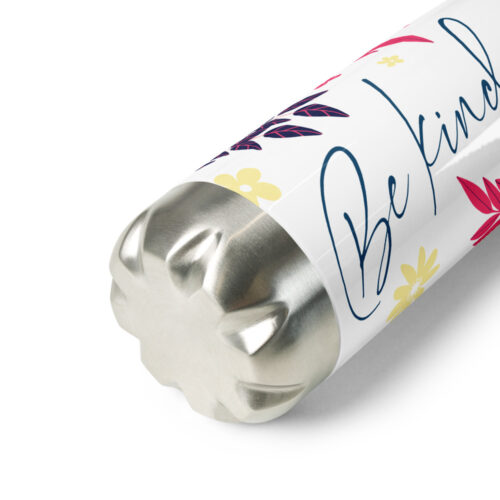 """""""Be Kind"""" Water Bottle"""
