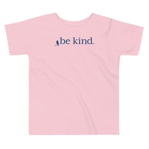 """""""Be Kind"""" Toddler Tee"""