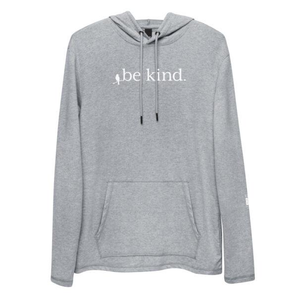 "Unisex ""Be Kind"" Lightweight Hoodie"